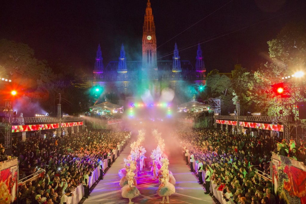Life Ball 2014 Opening Ceremony