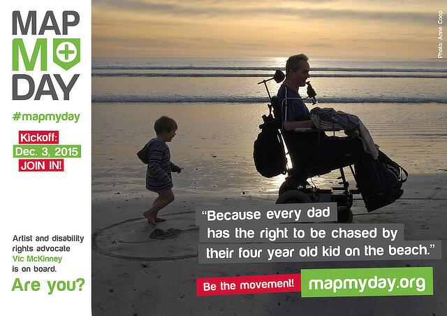 #MapMyDay Testimonial Vic McKinney.