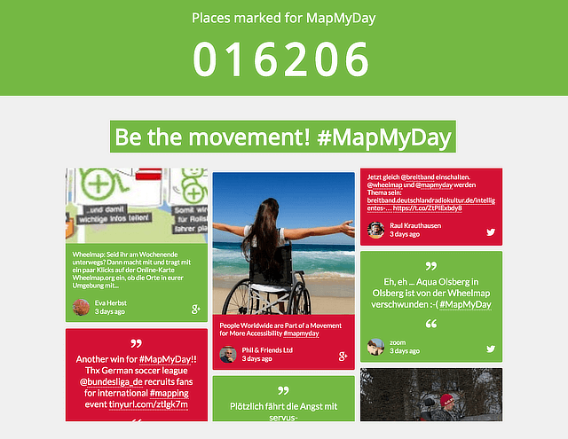 Walls.io embed on mapmyday.org.