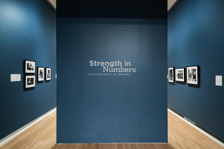 Strength in Numbers exhibition at the Carnegie Museum of Art in Pittsburgh. Photo by Bryan Conley